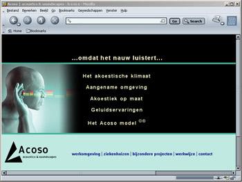 Site Acoso - bestaat niet meer