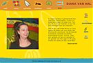 website Diana van Hal - dianavanhal.nl