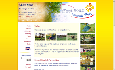 Site Chez Nous | Le Temps de Vivre - chez-nous-le-temps-de-vivre.com
