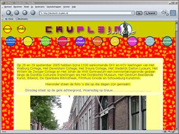 Site CKVPlein - niet actueel