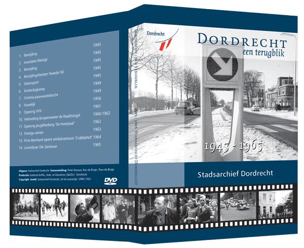 dvd Dordrecht 1945-1965 [2006]