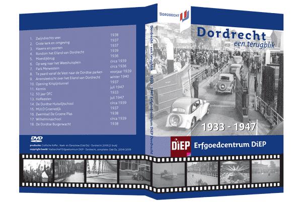 dvd Dordrecht 1933-1947 [2004, 2009]