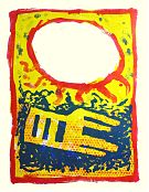 Litho 2009 - Vide et Chair - 96 x 64 cm