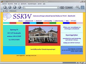 Site SSKW - niet actueel