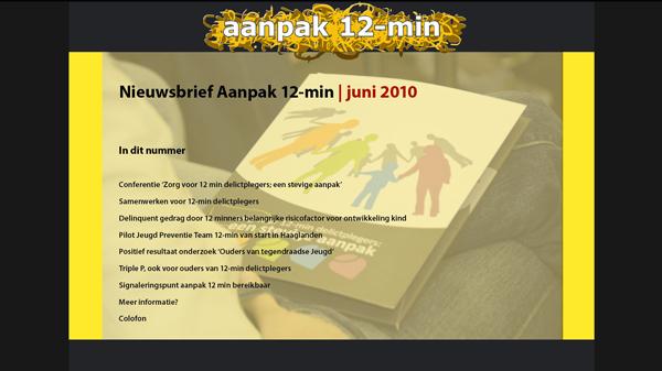 Nieuwsbrief Aanpak 12-min [2010]