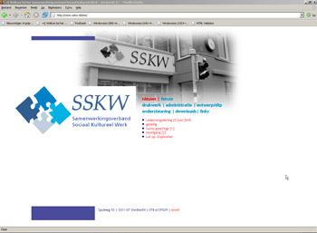 Site SSKW - niet uitgevoerd