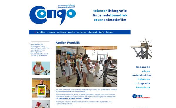 grafiekatelier.nl - Congo!