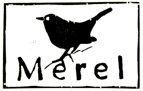 Linosnede Merel