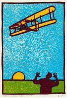 Vliegtuig - hoogdruk