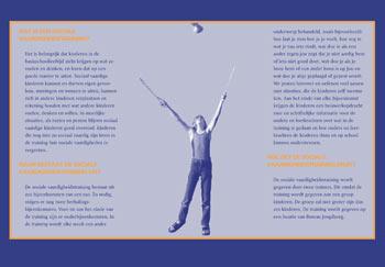 Jeugdzorg Dordrecht - brochure