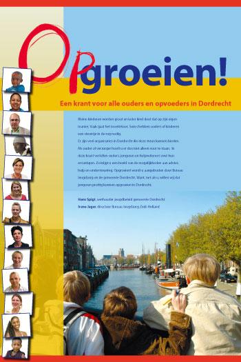 Opgroeien! Krant Gemeente Dordrecht