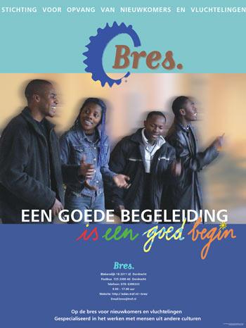 Bres Dordrecht - affiche