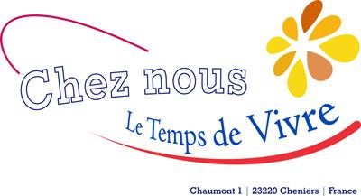 Logo Chez Nous | Le Temps de Vivre